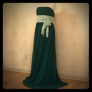 TALL!  Chiffon Bridesmaid/prom dress